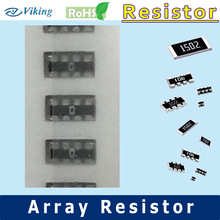 0402*2 1 / 16W 0 ohm Array Chip Resistor