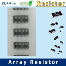 0402*2 1 / 16W 0 ohm Array Chip Resistor