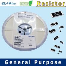 CR05 0805 100MR Viking chip Resistors