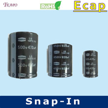LS 450V 3300uF Electrical Parts Capacitor