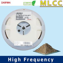 NPO 0402 High Frequency Capacitor for Microwave
