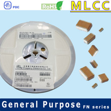 X7R 0603 10V to 50V 0.82uF High Quality Multilayer Ceramic Capacitor