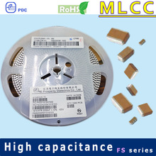 X7R 1210 47uF multilayer ceramic capacitor