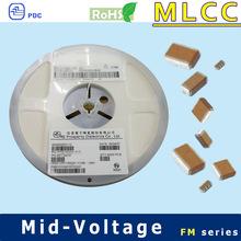 X7R 1808 820nF MLCC capacitors