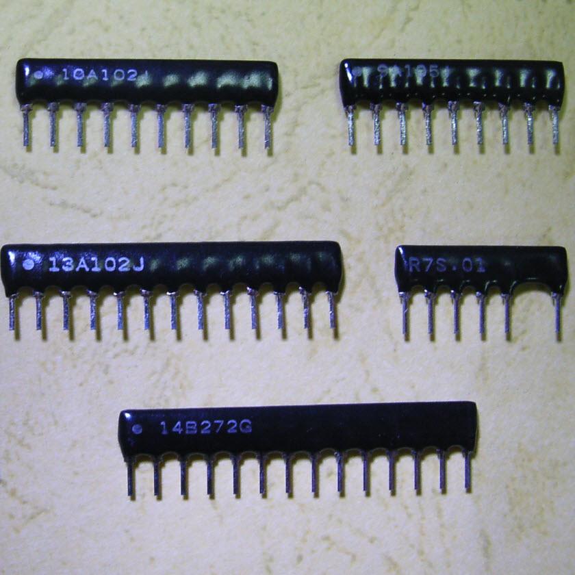 Networks Resistor -RW
